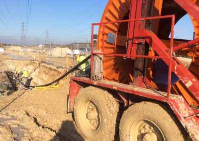 132kV-Cable-Installation