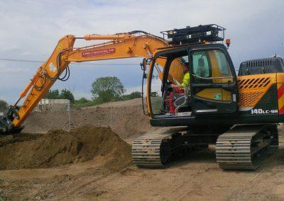 14ton-Excavator