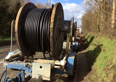 33kV-Cable-Installation